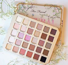 Too faced Natural Love palette  $59.00 on too faced websites #eyeshadowsnatural