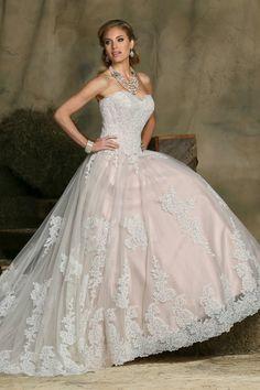 Style 50331 by DaVinci Bridal