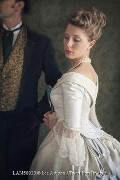 Trevillion Images - wealthy-victorian-couple
