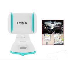 📱 ΒΑΣΗ ΚΙΝΗΤΟΥ ΑΥΤΟΚΙΝΗΤΟΥ EARLDOM CAR HOLDER 📱  Κινητό; Tablet; GPS, ή μήπως κάποιο άλλο Gadget; Η βάση EARLDOM CAR HOLDER διαθέτει ισχυρή βεντούζα και περιστρέφεται 360°, επιτρέποντάς σου να προσαρμόσεις το κινητό ή το Gadget σου σε όποια γωνία σε βολεύει καλύτερα!  Βρες την εδώ → http://bit.ly/earldomcarphoneholder με μόλις 10.50€!