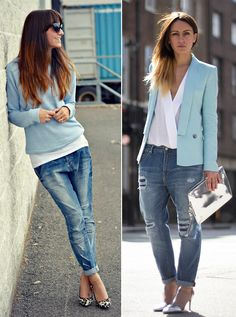 Tips Για Να Φοράμε Σωστά Τα Cuffed Jeans / Tips On How To Wear Cuffed Jeans