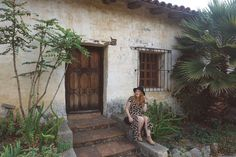 Visiting the Mission in Carmel - read more here: http://whimsysoul.com/day-date-monterey-county/
