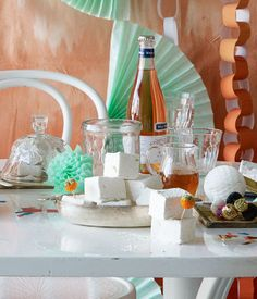 Daiquiri marshmallows recipe | Marshmallow recipe - Gourmet Traveller