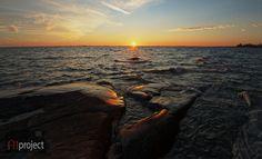 Georgian Bay sunset