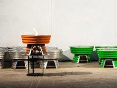 Swedish architects design stove for Kenya