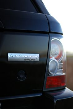 range rover autobiography edition!
