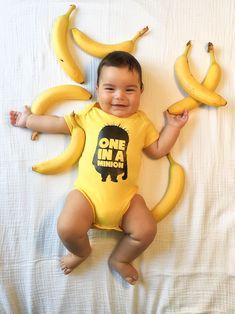'Happy Thursdays', una #mamá que cada jueves diseña un body para hacer #fotosdivertidas de su #bebé http://ow.ly/YiRX8