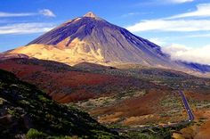 Go to the top of the El Teide Mountain, Tenerife Tenerife, Balea, Canary Islands, Adventure Is Out There, Geology, The Great Outdoors, Places Ive Been, Beautiful Pictures, Scenery