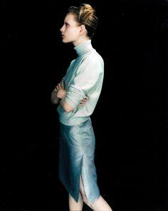 JIL SANDER SS 1996 - PHOTOGRAPH BY CRAIG MCDEAN
