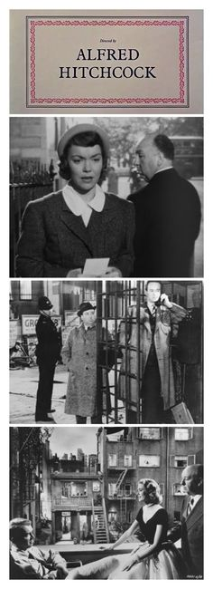 Alfred Hitchcock Cameo appearances via Google.com