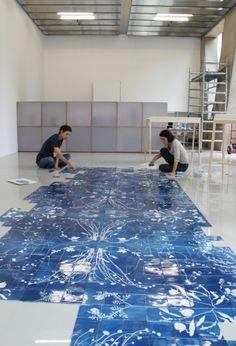 Blueware Tiles | * Glithero *