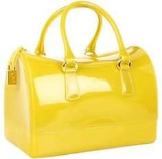 ShopStyle: Furla Candy Bag (Lime) - Bags and Luggage $248