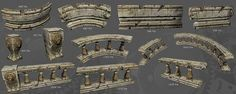 Gears of War 3 - Environment Art - Page 7 - Polycount Forum