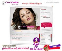 Canlicadde.com Canlı Sohbet Kızları Blog