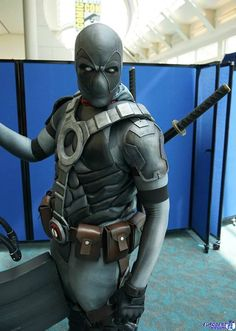 Character: Deadpool (Stealth) / From: MARVEL Comics / Cosplayer: