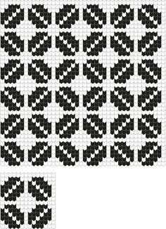 Rake the exact letter Tapestry Crochet Patterns, Fair Isle Knitting Patterns, Knitting Charts, Knitting Stitches, Knitting Designs, Cross Stitch Designs, Cross Stitch Patterns, Mochila Crochet, Bead Crochet Rope