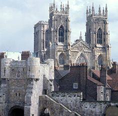 York, England favorite place so far!