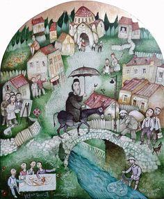 Otar Imerlishvili's Art.