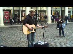 Amazing Singer At Covent Garden LONDON Rob Falsini Chasing Cars Snow Patrol - YouTube