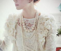 love lots of pearls