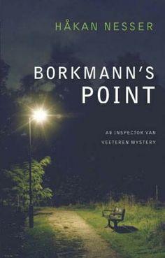 Hakan Nesser's Inspector Van Veeteren is one of my favorite fictional detectives