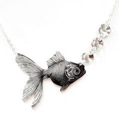 Goldfish Necklace  ;)