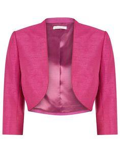 Brands | Jackets & Blazers | Piped Bolero | Hudson's Bay