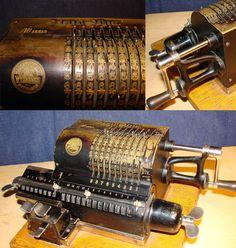Dark Roasted Blend: Stunningly Intricate: Curta Mechanical Calculator