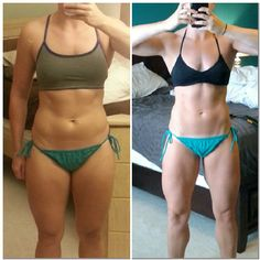 Weight loss and fat loss with flexible dieting.