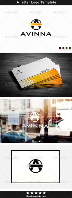 Avinna Logo Photoshop Rockets Design Template Templates Images