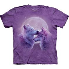The Mountain Wolf T-shirt   Loving Wolves
