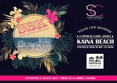 SUMMER PARTY 2015 KAINA