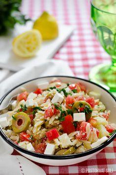Prstohvat soli: Salata sa orzom i povrćem