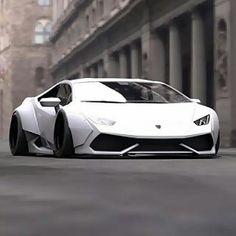Lamborghini Huracan by Liberty Walk..