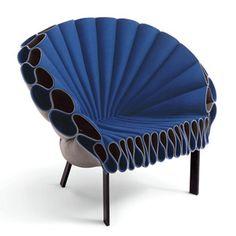 Dror Benshetrit Peacock Armchair