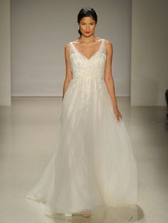 Alfred Angelo Spring/Fall 2017: 25 Years of Disney Fairy Tale Weddings Celebrated in One Gorgeous Runway Show | TheKnot.com