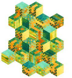 Tumbling - PTN1274 Chris Hoover for Whirligig Designs