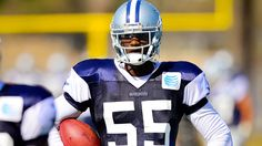 Cowboys LB Rolando McClain suspended another year