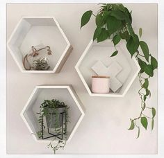 Beautiful wall decor idea (Kmart Australia)