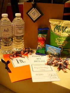 Wedding Hotel Gift Bag Message : Hotel Welcome Bags on Pinterest Welcome Bags, Wedding Welcome Bags ...