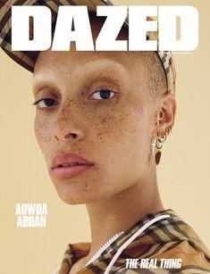 Publication: Dazed Magazine Fall/Winter 2017 Model: Adwoa Aboah Photographer: Angelo Penetta Fashion Editor: Robbie Spencer Hair: Cyndia Harvey Make Up: Thomas de Kluyver PART II
