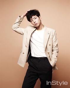 2015 S/S룩을 입은 라이징 스타들 < 인스타일 2015년 1월 > #박보검