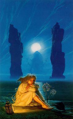 The Art of Michael Whelan   Fantasy art #Illustration @deFharo