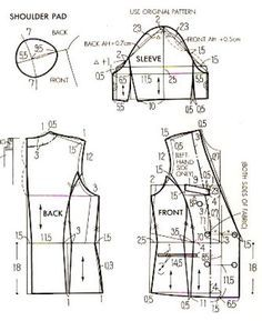 There are lots of web sites to learn crafts & cooking. But, I didnt find any web site where you can learn how to make your own basic sewing pattern. So I thought I should share my knowledge with you ladies, who want to start or to try out sewing...
