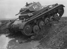 Pzkpfw II Ausf C  why did the Germans still produced this Type after the polish campaign and not the Pzkpfw III and variants besides the losses it sustained it was also cheap and succesfull .they tryed to upgrade the vehicle by mounting a captured French 37mm SA 38 gun and double the armour from 14 to 30mm Fall Gelb and later Operation Barbarossa learned that was also not sufficient However the chassis was adapted to carry different kind of guns Panzer Ii, Mg 34, Operation Barbarossa, Warring States Period, Military Armor, Tank Destroyer, Ww2 Tanks, World Of Tanks, Diorama