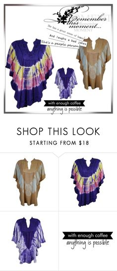 """""""Boho Gypsy Poncho Top"""" by era-chandok ❤ liked on Polyvore featuring WALL and searchProductResult"""
