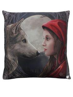 Anne Stokes Moonstruck Cushion