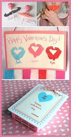 Valentine's Day Cards on @Layla Grayce blog! #laylagrayce #holidays #valentinesday