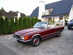 Mercedes-Benz SL 350 V8 1971, 235010 km, kr 39000,-