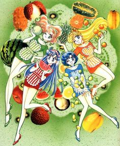 Classic Bishoujo Senshi Sailor Moon